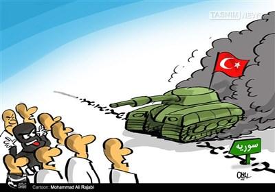 کاریکاتور/ در تعقیب تروریست!!!