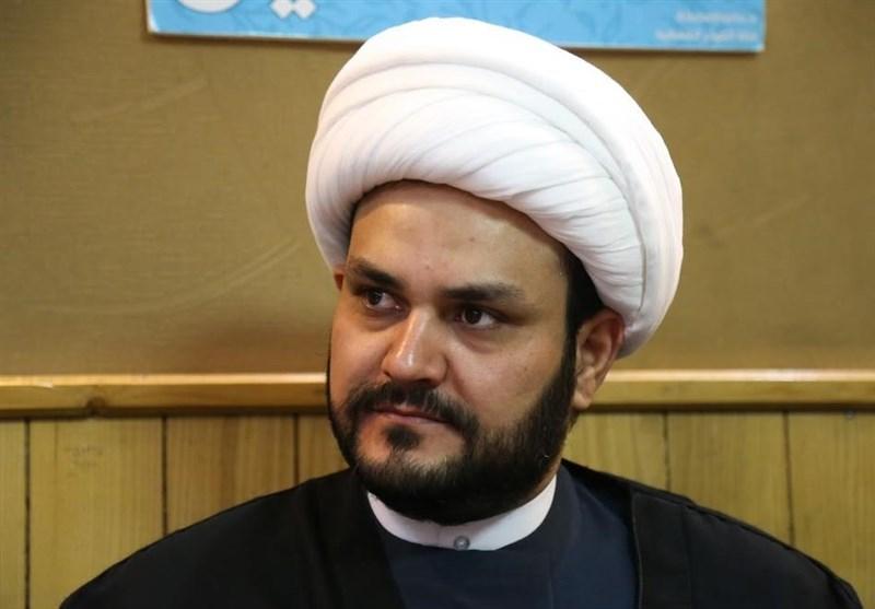 نجباء: جهان اسلام در برابر خطر سلامتی آیت الله عیسی قاسم سکوت نخواهد کرد