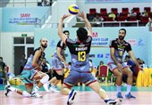 Bank Sarmayeh Downs Taiwan Power at Asian Club Volleyball Championship