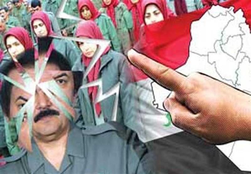 چه کسی به خاطر زنده ماندن پسر مسعود رجوی شهید شد؟ +عکس