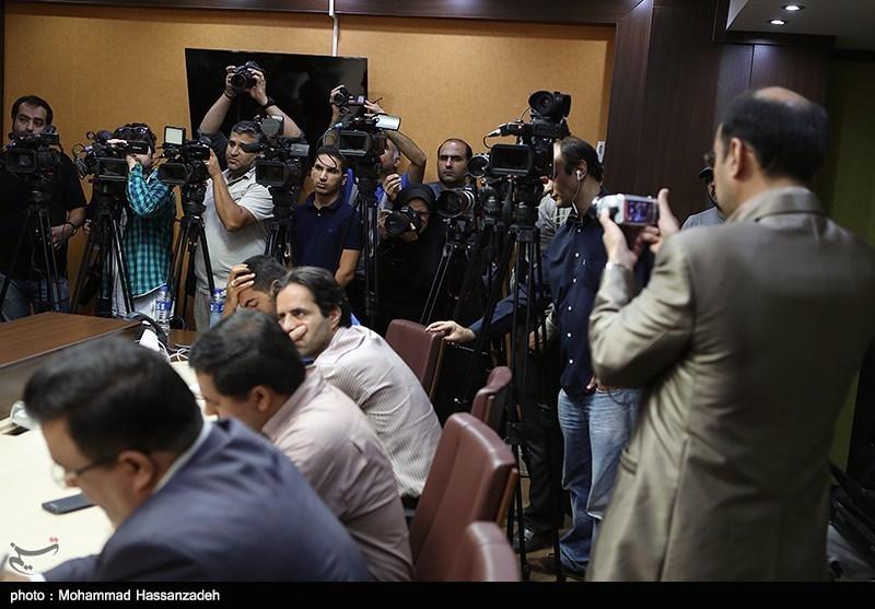 نشست خبری دبیرکل جنبش النجبای عراق در خبرگزاری تسنیم