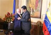 ظریف و مادورو