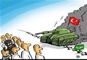 کاریکاتیر.. مطاردة الارهابیین
