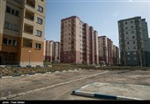 افتتاح طرح های مربوط به مسکن مهر پردیس