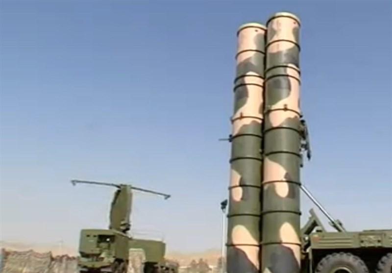 وزارة الدفاع الروسیة تعلن وصول منظومة اس 300 الى طرطوس
