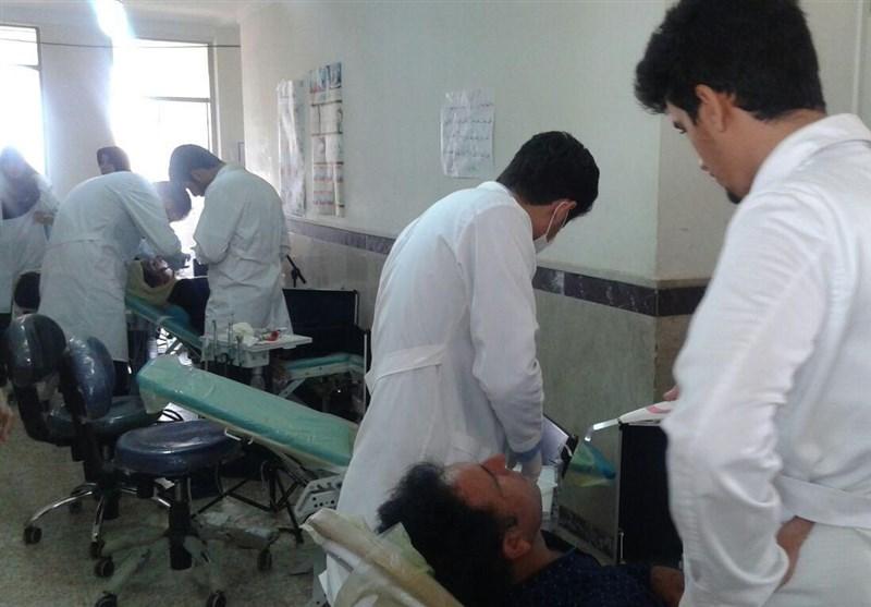 دانشجویان جهادگر کردستانی به مناطق زلزلهزده کرمانشاه اعزام شدند