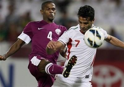 ایران قطر مسعود شجاعی