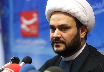 نشست خبری دبیرکل جنبش النجبای عراق
