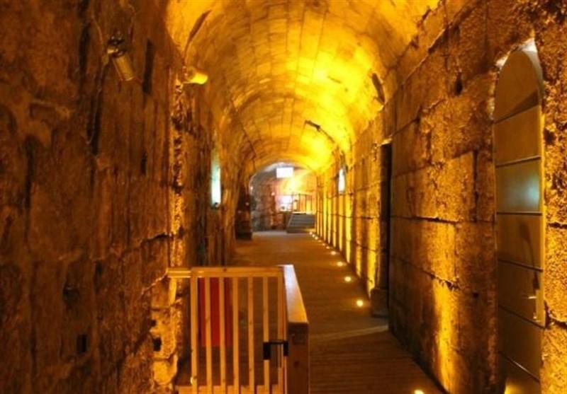 حفاری های مسجدالاقصی 33