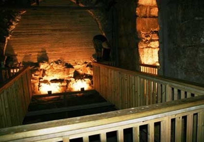حفاری های مسجدالاقصی 34
