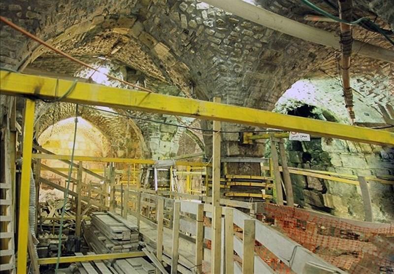 حفاری های مسجدالاقصی 35