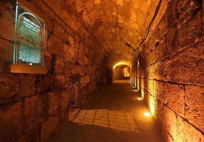 حفاری های مسجدالاقصی 36