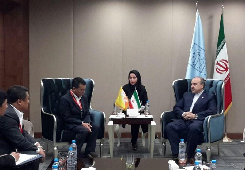 سلطانی فر رئیس سازمان گردشگری