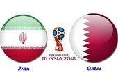 کاربران AFC به پیروزی قطر رأی دادند + عکس