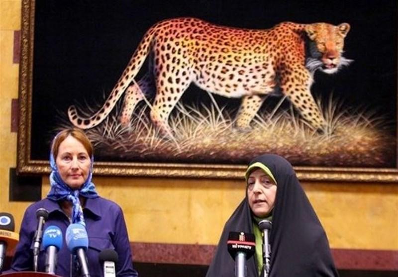 Iran, France Discuss Environmental Partnership