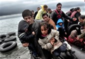Cold Weather, Croatian Police Stop Migrants at EU Frontier