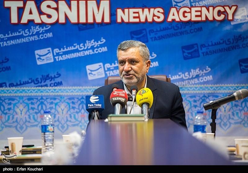 نشست خبری شهردار مشهد در خبرگزاری تسنیم