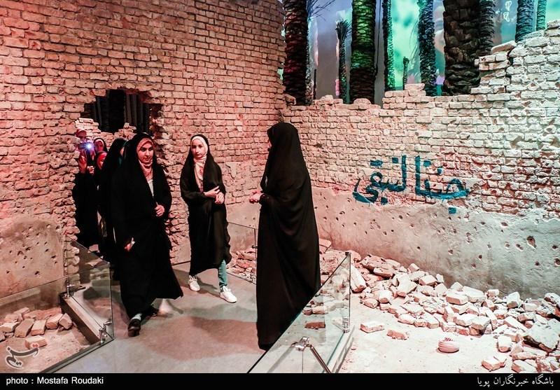 موزه دفاع مقدس عید فطر تعطیل است