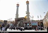سرودهای در مدح حضرت عبدالعظیم حسنی(ع)