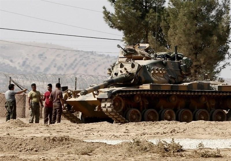 ترکیه و کردهای سوریه عملیات ترکیه در سوریه