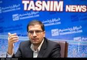 حضور قاضیزاده هاشمی در خبرگزاری تسنیم