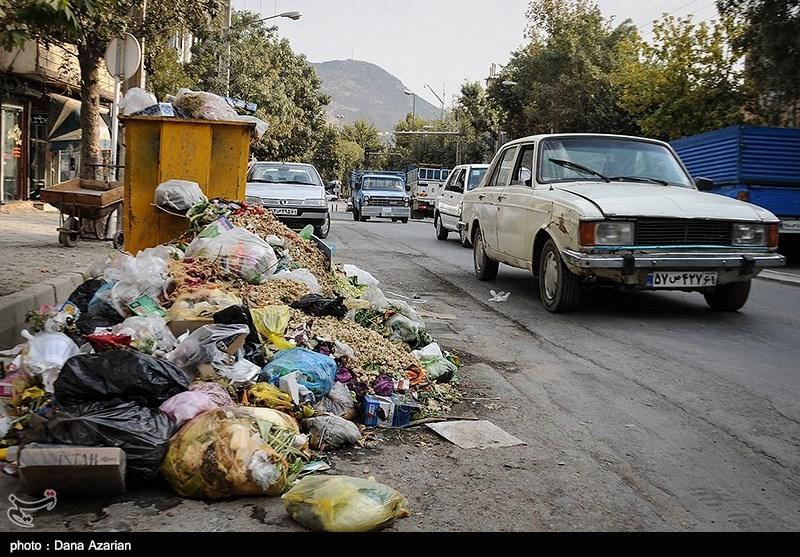 جمعآوری زبالههای صنوف مختلف در قم نظاممند میشود