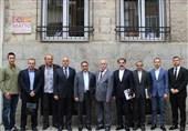 İran Ekonomi Heyeti Makedonya'da Yatırım Aradı