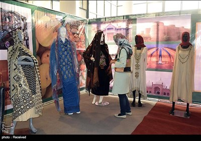 مشہد ایکسپو سنٹر میں پاکستان کی ثقافتی نمائش