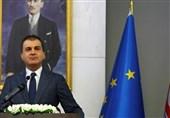 ترکیه پیشنهادات مربوط به لغو مذاکرات پیوستن به اتحادیه اروپا را رد کرد
