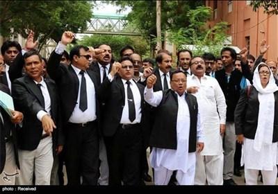 سانحہ کوئٹہ: ملک بھر میں وکلاء برادری کی ہڑتال