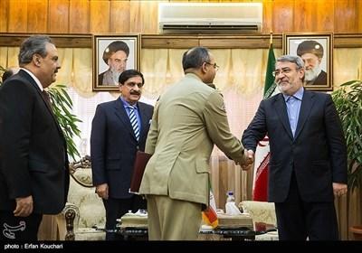قومی سلامتی کونسل کے سربراہ کا ایران دورہ
