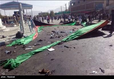 افغان دارالحکومت کابل پھر لہو لہان