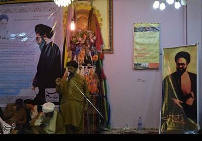 مشہد مقدس میں شہید حسینی کی 28 ویں برسی کا انعقاد
