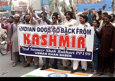 کشمیرمیں بھارتی مظالم کے خلاف پاکستان میں یوم سیاہ