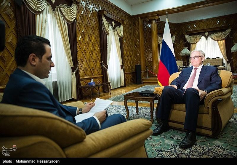 مصاحبه اختصاصی سرگی ریابکوف با خبرگزاری تسنیم