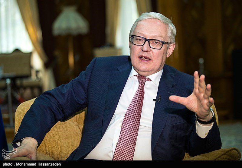 Moscow Respects Iranian Presence in Syria at Damascus' Invitation: Ryabkov