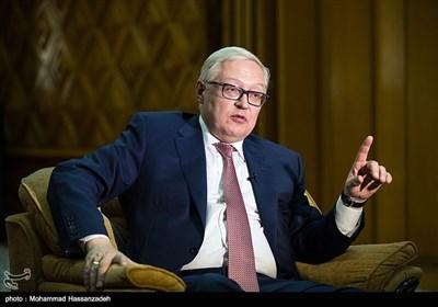 ریابکوف تحریم های جدید آمریکا را ادامه «بازی سیاسی» علیه روسیه نامید
