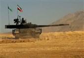 «کرار» نخستین تانک پیشرفته ایرانی رونمایی میشود