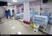 افتتاح زایشگاه بیمارستان مهر مشهد