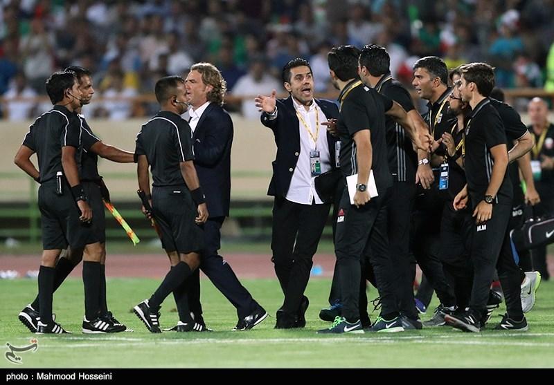 درخواست سایت الکاس از AFC برای پیگیری اتفاقات ابتدای بازی ایران - قطر