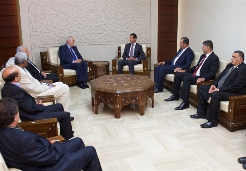 بشار الأسد: الفکر المتطرف بدأ یضرب أوروبا و الغرب