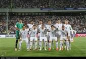 دیدار تیمهای فوتبال ایران و قطر (2)