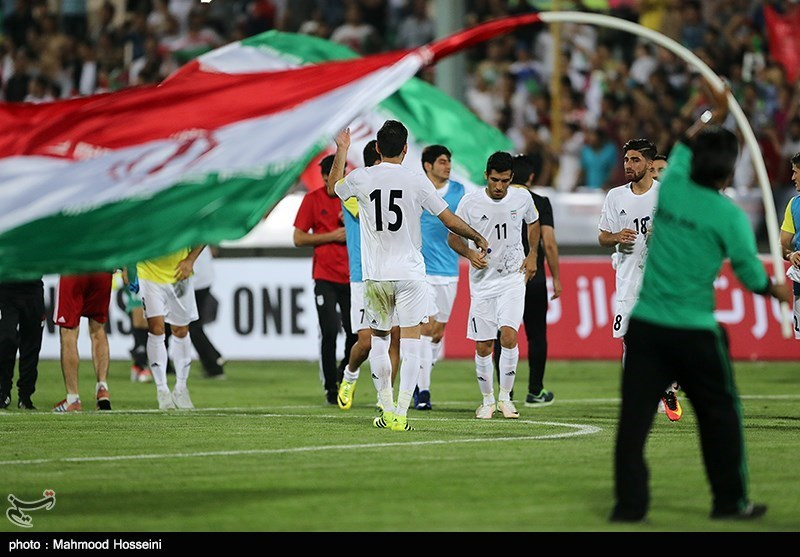 یوزپلنگهای ایرانی به دنبال از بین بردن شعار انگلیسی قطریها+جدول مسابقات