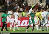دیدار تیمهای فوتبال ایران و قطر (1)