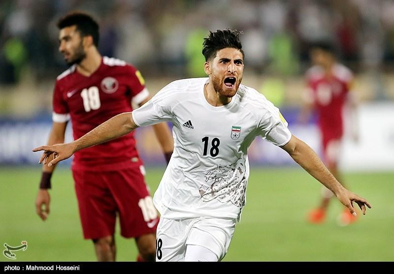 ایران نے قطر کو شکست دیکر فٹبال ورلڈ کپ میں رسائی کی امیدیں ختم کردیں