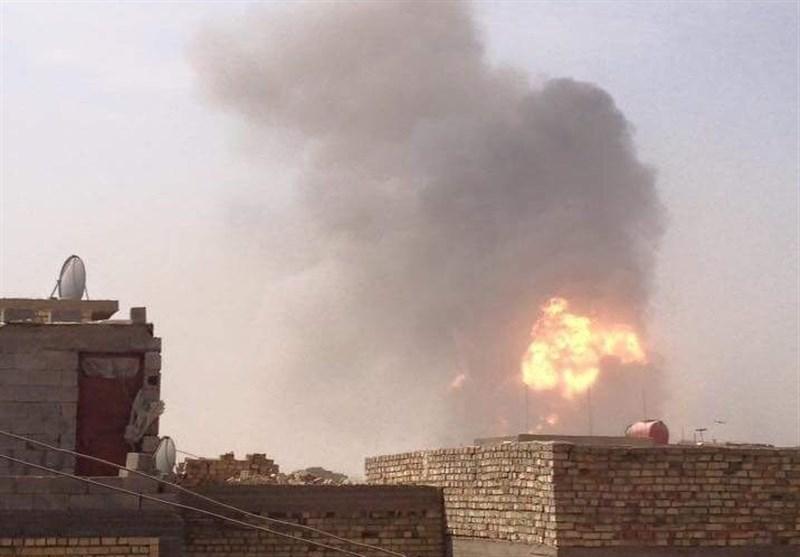 انفجار در بغداد 15 کشته و 33 مجروح بر جا گذاشت