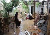 سیلاب به 250 واحد مسکونی در استان گلستان خسارت وارد کرد