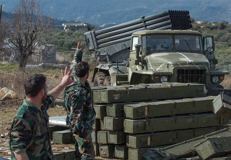 ادلب کی سرحدی پٹی شامی فوج کے نشانے پر