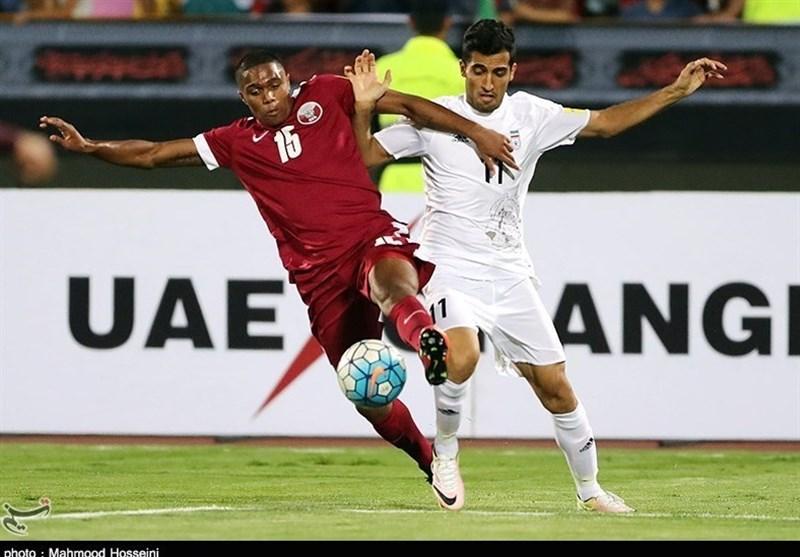 وحید امیری ایران و قطر