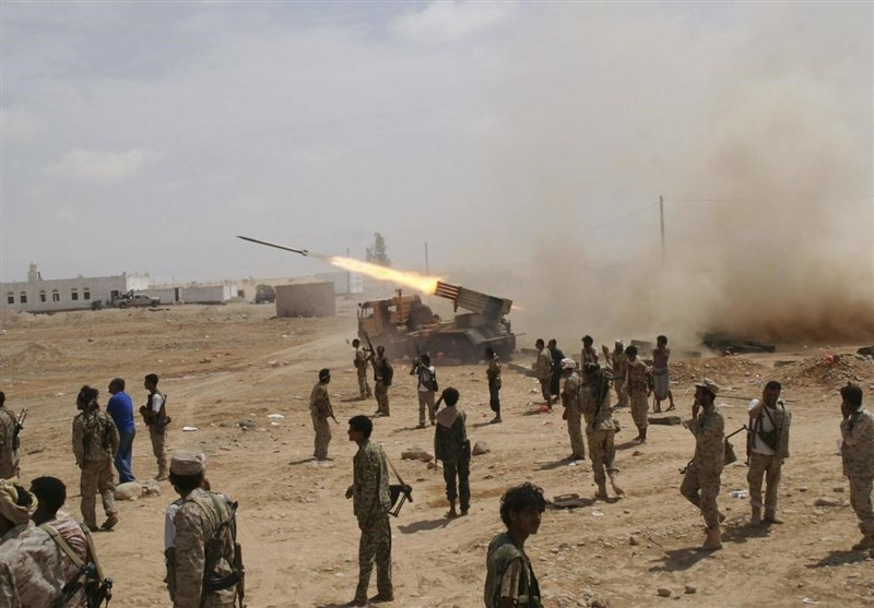 Yemeni Army Fires Three Homegrown Ballistic Missiles at Saudi Forces